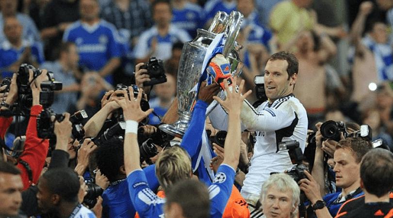 Chelsea vs Bayern 2012