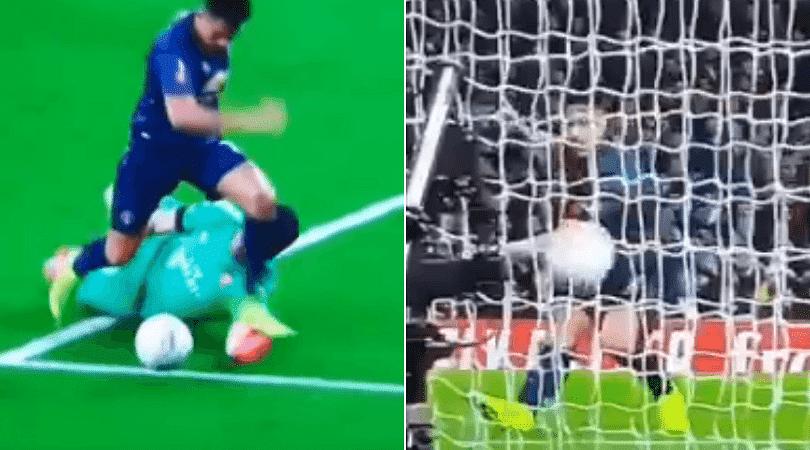 Alexis Sanchez's goal vs Arsenal