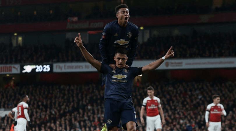 Arsenal vs Man Utd Twitter reactions