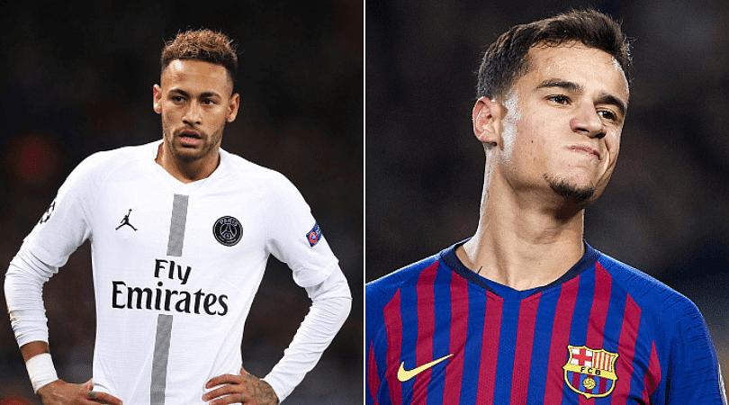 Neymar to Barcelona