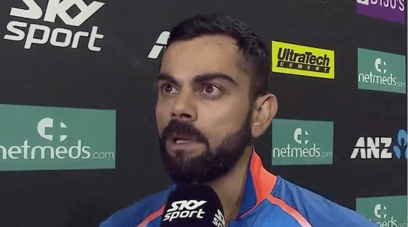Kohli praises Rohit and spinners after India's win