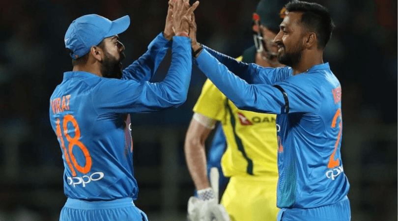 Twitter reactions on Australia's three-wicket win against India