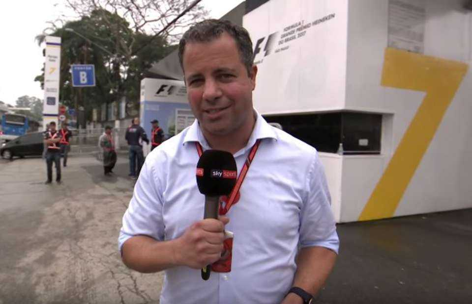 Ted Kravitz has been sacked by Sky Sports, according to reports