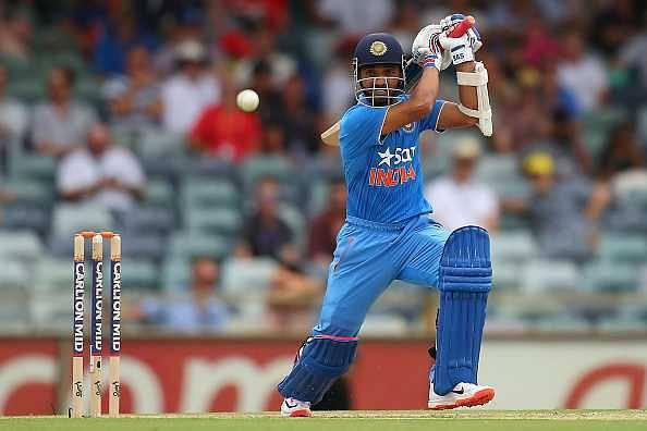 Ajinkya Rahane asks for more chances in ODI squad
