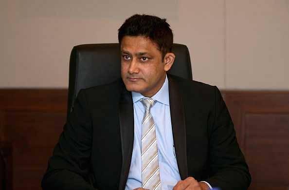 Anil Kumble bats for Rishabh Pant's inclusion