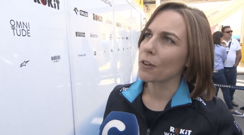 Claire Williams admits Robert Kubica could become technical director