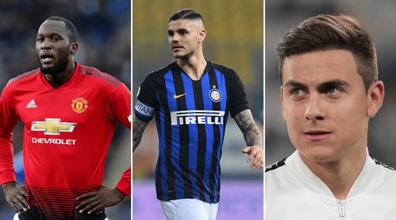 Manchester United ready to sell Romelu Lukaku to generate funds for Mauro Icardi or Paulo Dybala
