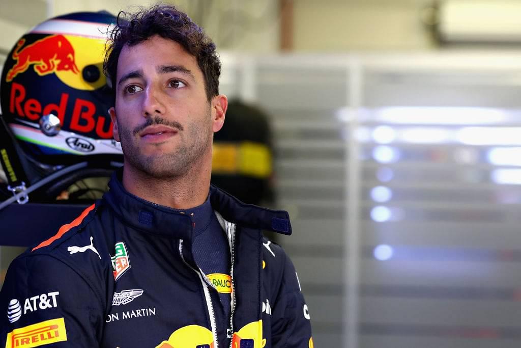 Daniel Ricciardo highlights frustration at not landing Mercedes or Ferrari seat