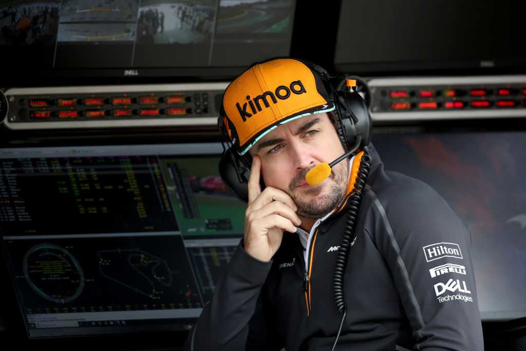 Fernando Alonso announced as McLaren racing ambassador