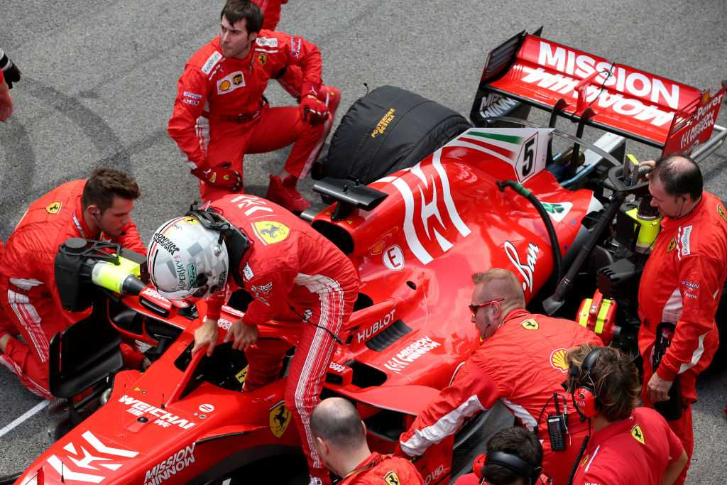 Philip Morris release statement about Ferrari F1 sponsorship investigation