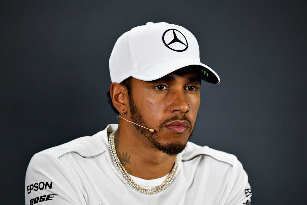 Jackie Stewart calls out 'lucky boy' Lewis Hamilton's F1 success