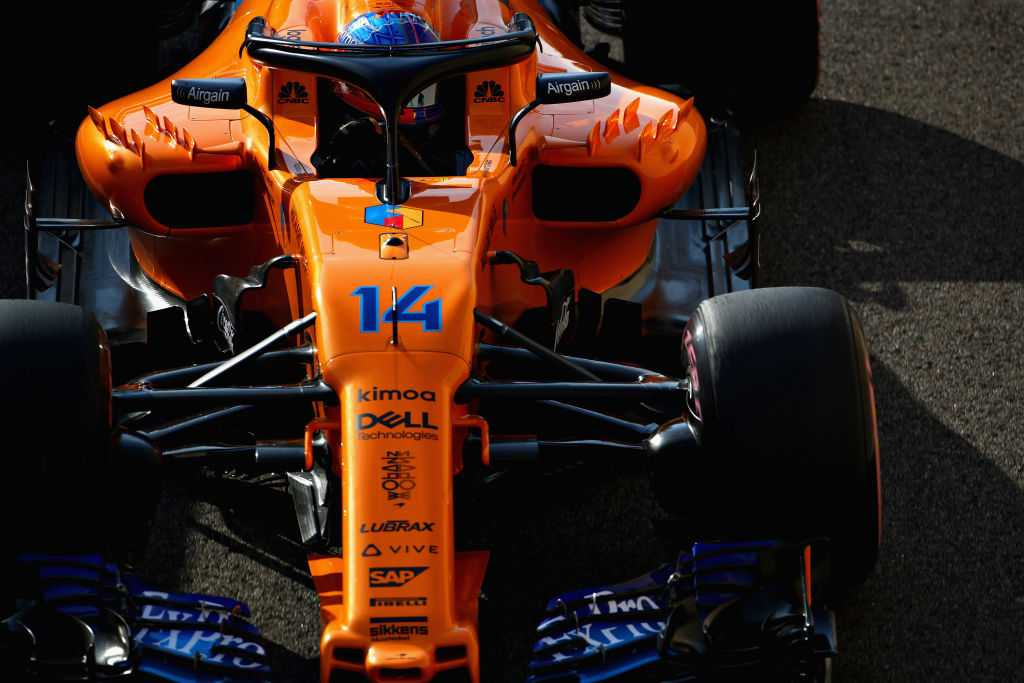McLaren announce global partnership with British American Tobacco