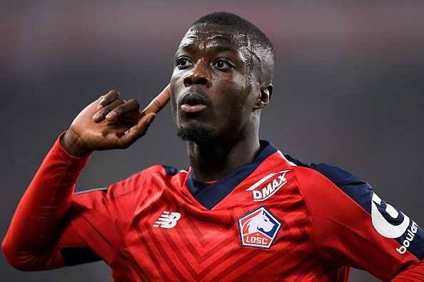 Nicolas Pepe to Arsenal?