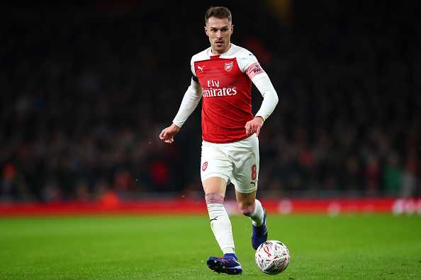 Ramsey signs pre-contract agreement with Juventus