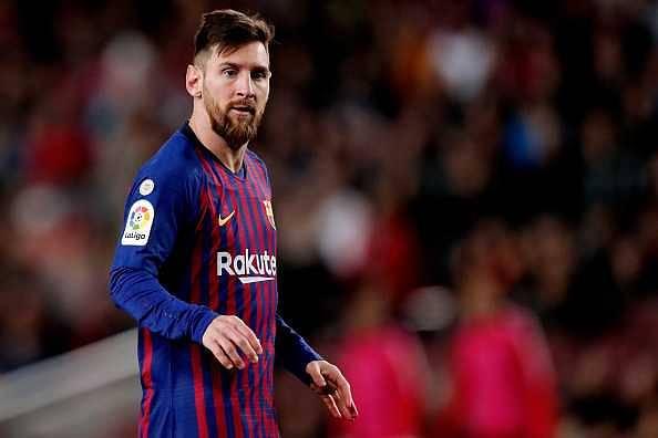Lionel Messi's retirement