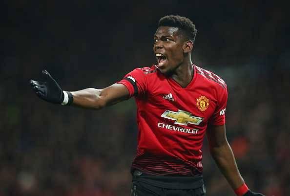 Paul Pogba injury update