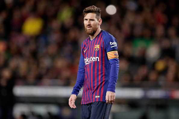 Lionel Messi fit to face Real Madrid