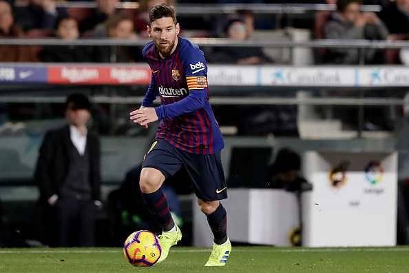Barcelona predicted Lineup Vs Real Madrid