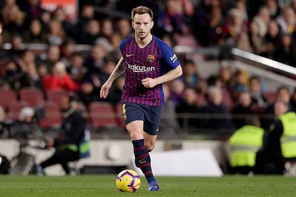 Ivan Rakitic to leave Barcelona