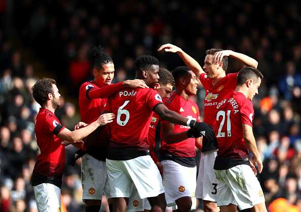Twitter reactions on Fulham vs Man Utd