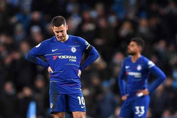 Chelsea's twitter goal announcements