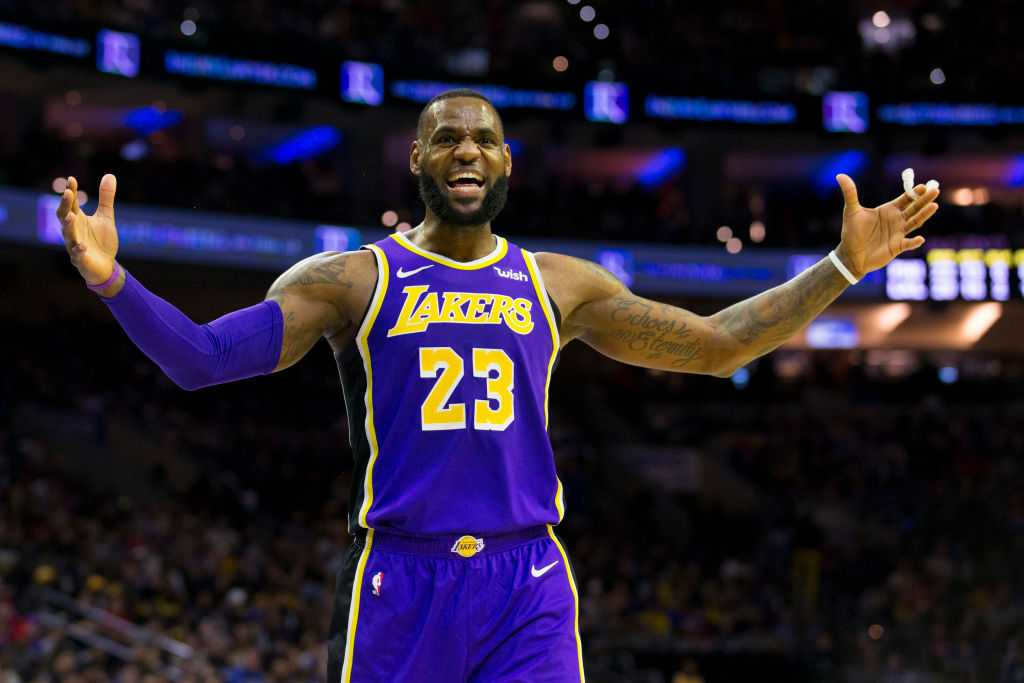 LeBron James set to buy an NBA team in the future