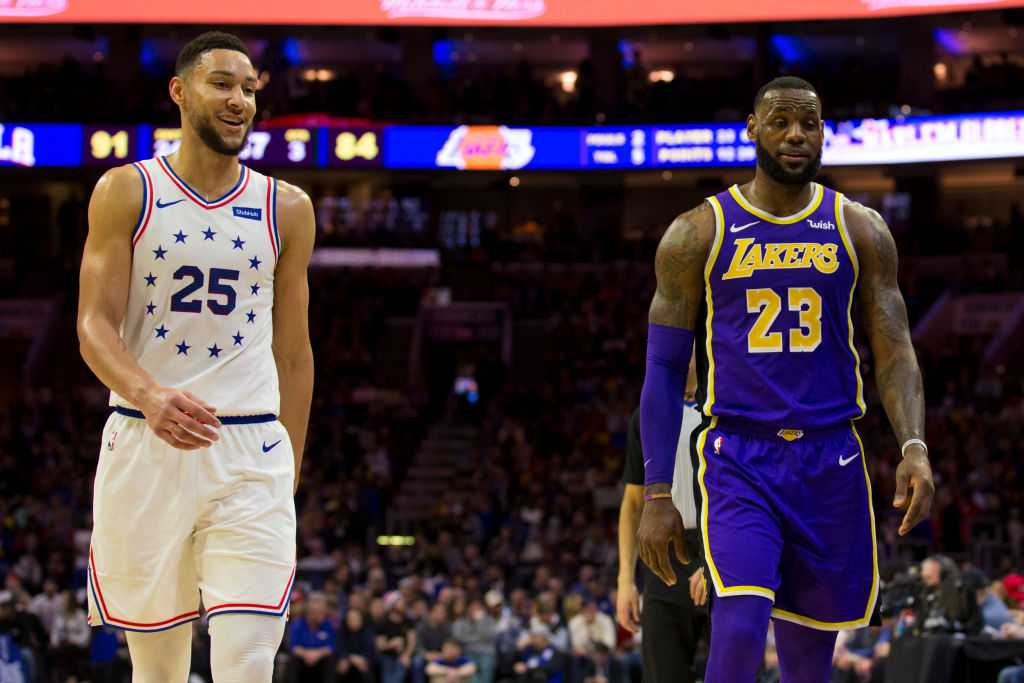LA Lakers issue statement on Ben Simmons-Magic Johnson controversy