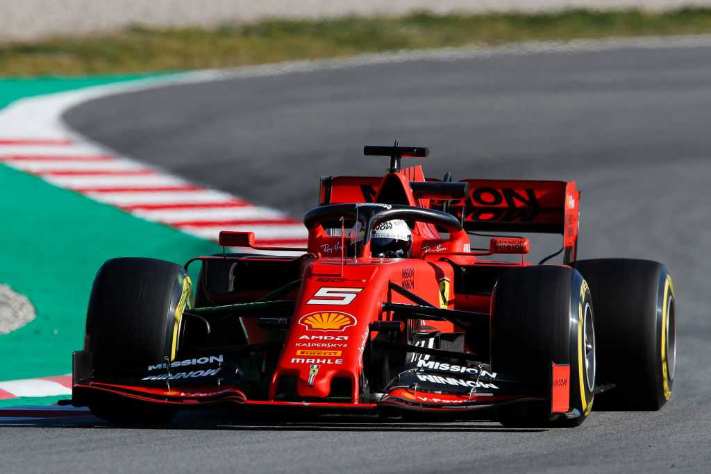 F1 Week one of testing proves New Front Wing Regulations having no effect on Over Taking