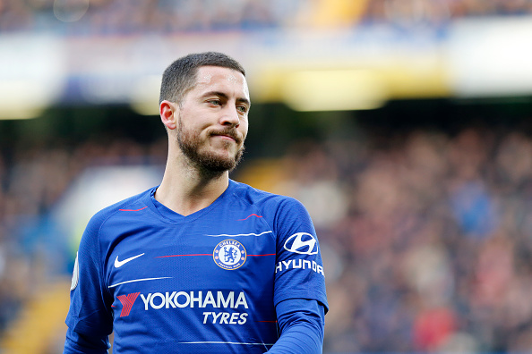 Eden Hazard decides on his future