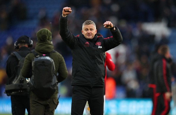 Solskjaer wins Premier League manager of the month