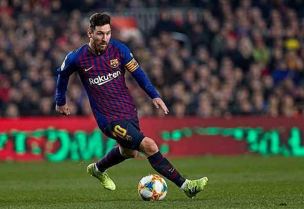 Barcelona's president on Messi's retirement
