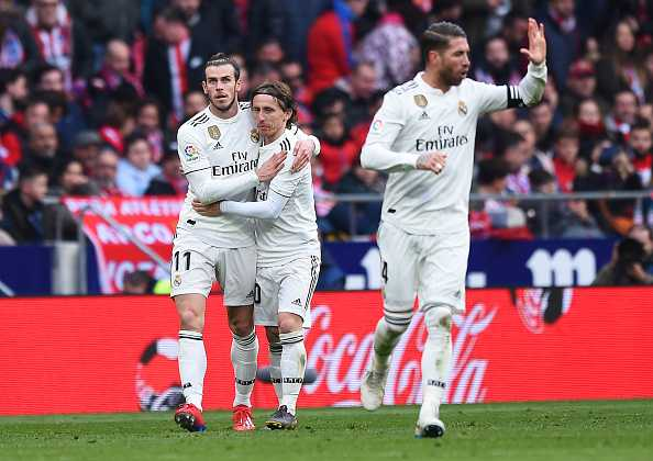 Twitter reactions on Madrid derby