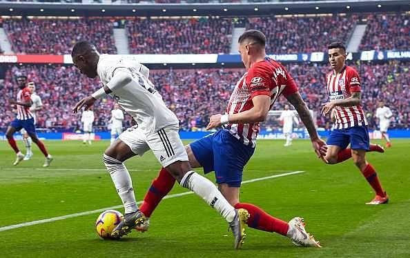 Atletico Madrid criticize VAR