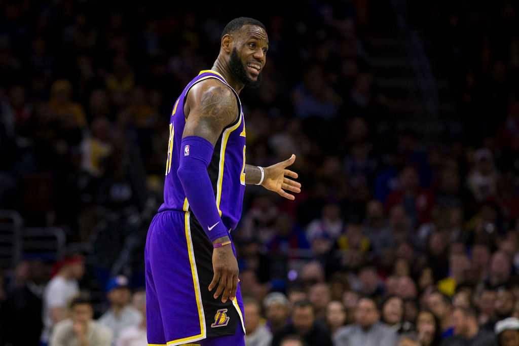 LAL vs PHI Dream11 Prediction : Los Angeles Lakers Vs Philadelphia 76ers Best Dream 11 Team for NBA 2019-2