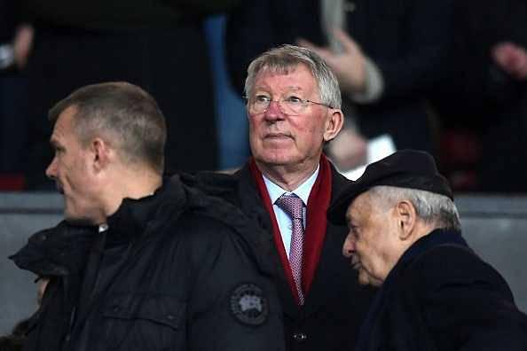 sir alex ferguson played for united
