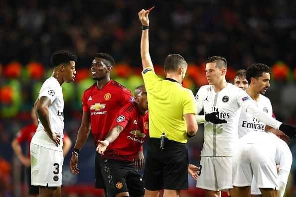 Man Utd vs PSG Twitter reactions