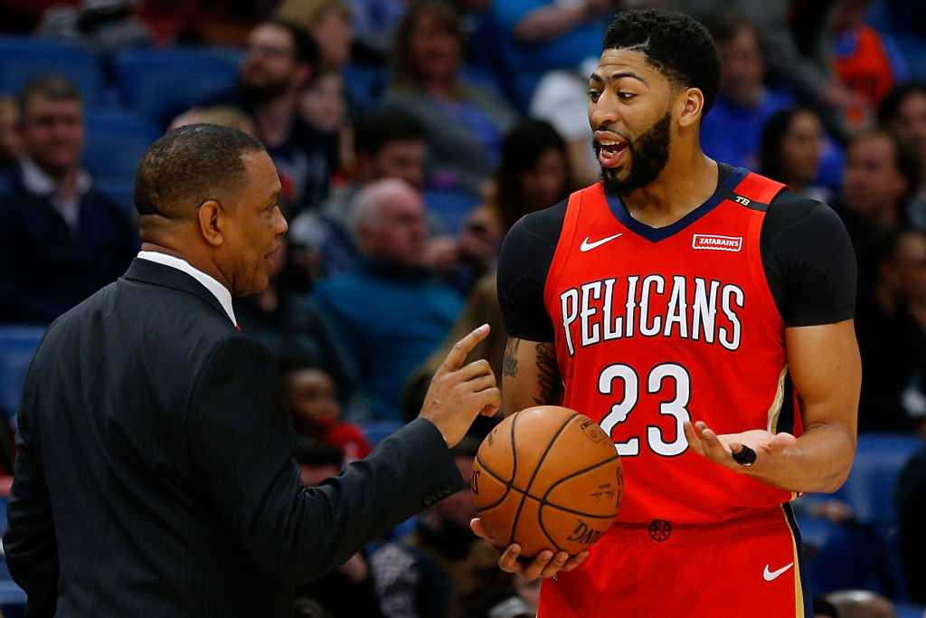 Anthony Davis injured with All-Star game hovering and potential trade in summer