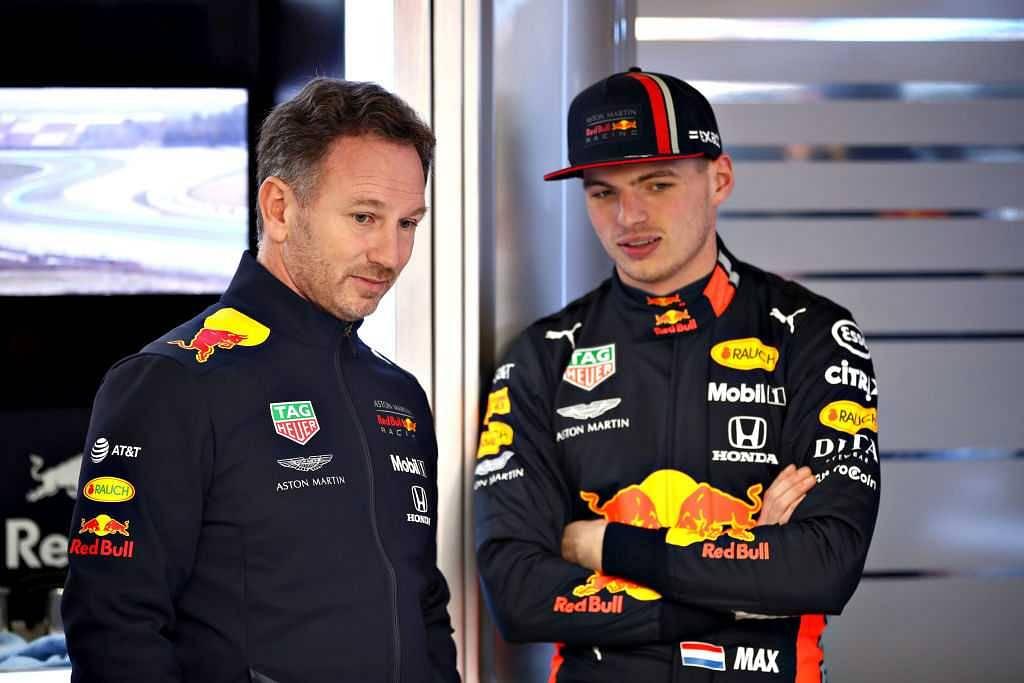 Red Bull ahead of Mercedes claims Helmut Marko