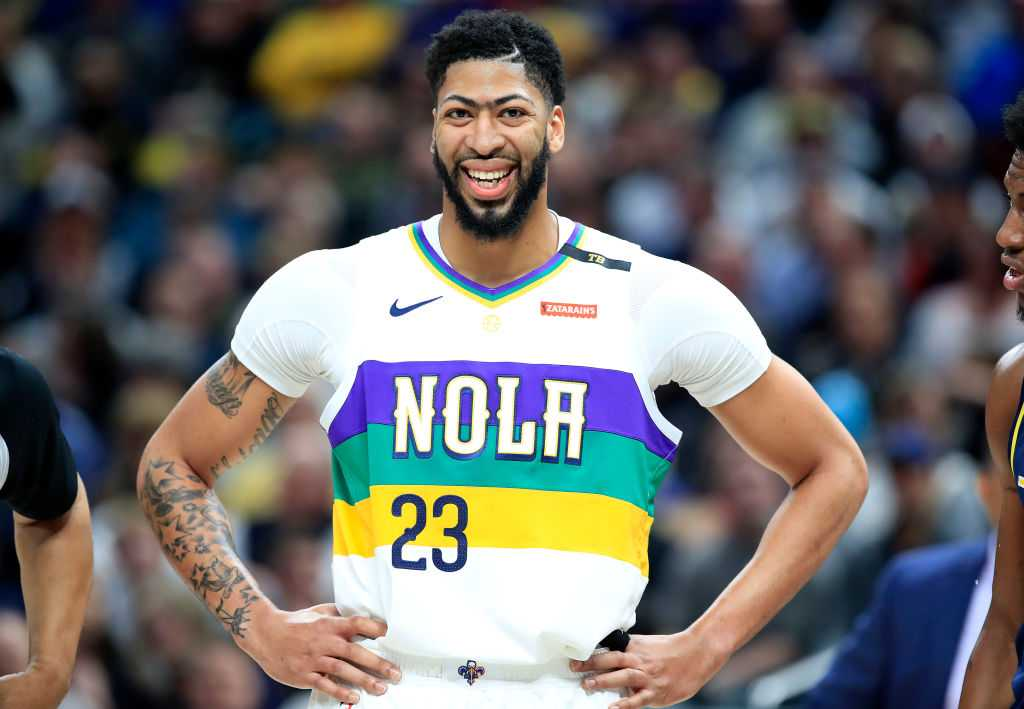 Boston Celtics have made Pelicans aware about Anthony Davis interest