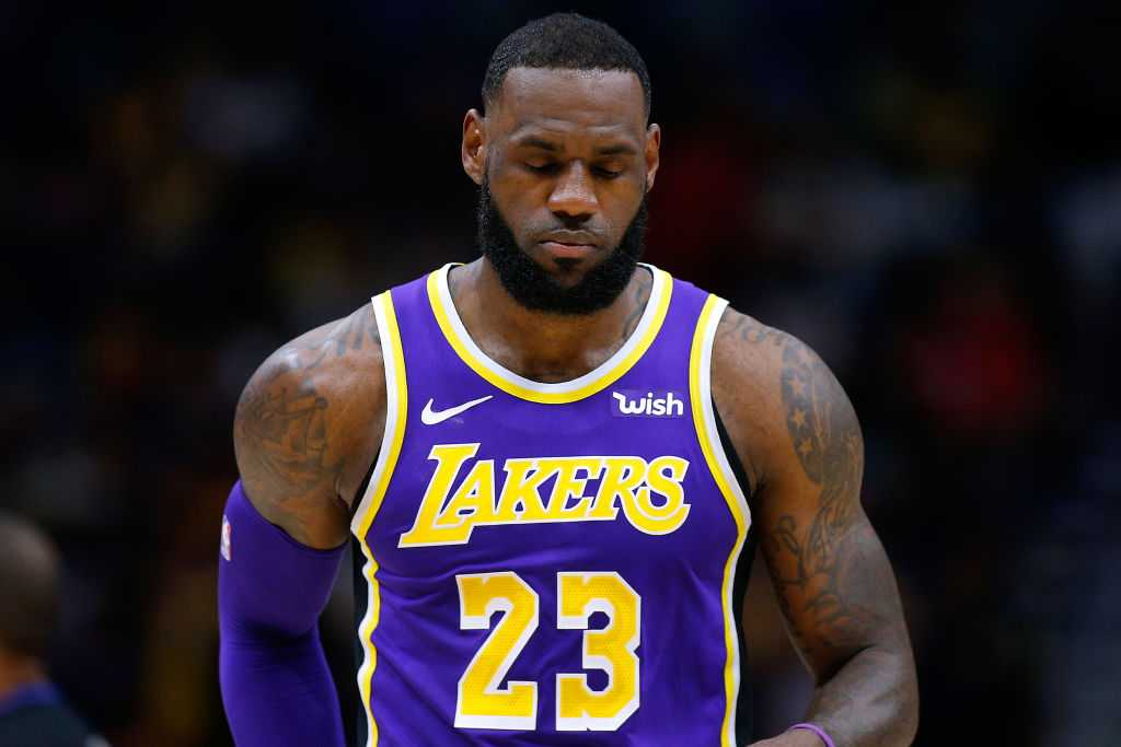 Why are the Lakers losing: Breaking down the LeBron James problem