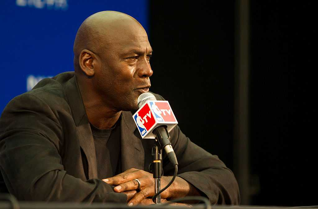 Michael Jordan with most 'GOAT' answer while speaking about James Harden and Russell Westbrook
