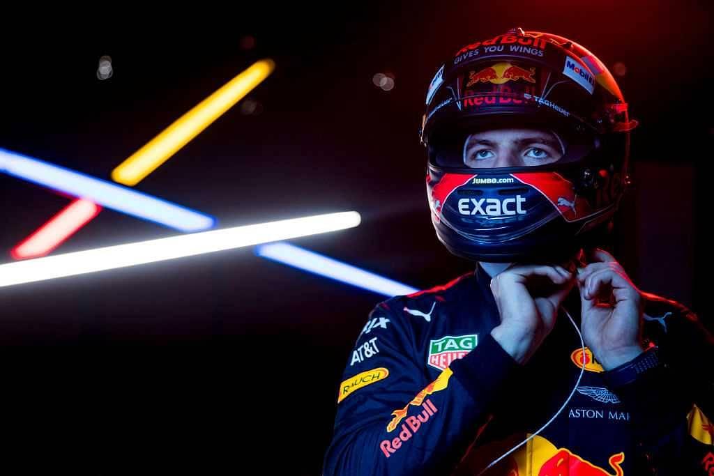 WATCH: Max Verstappen unveils new helmet for 2019 season