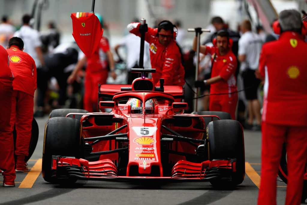 Ferrari to have double-stacked exhaust for F1 2019 season
