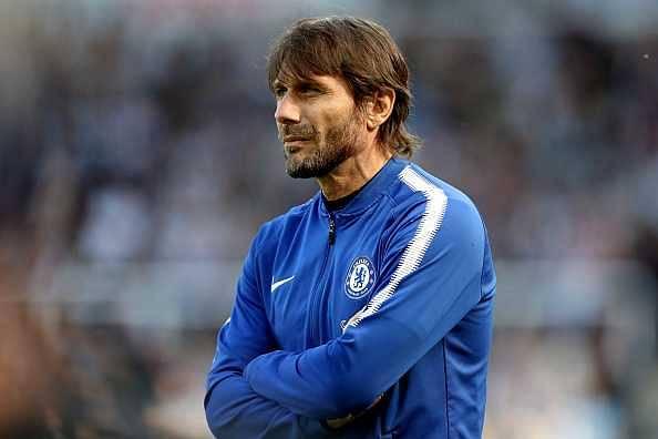 Antonio Conte to Inter Milan