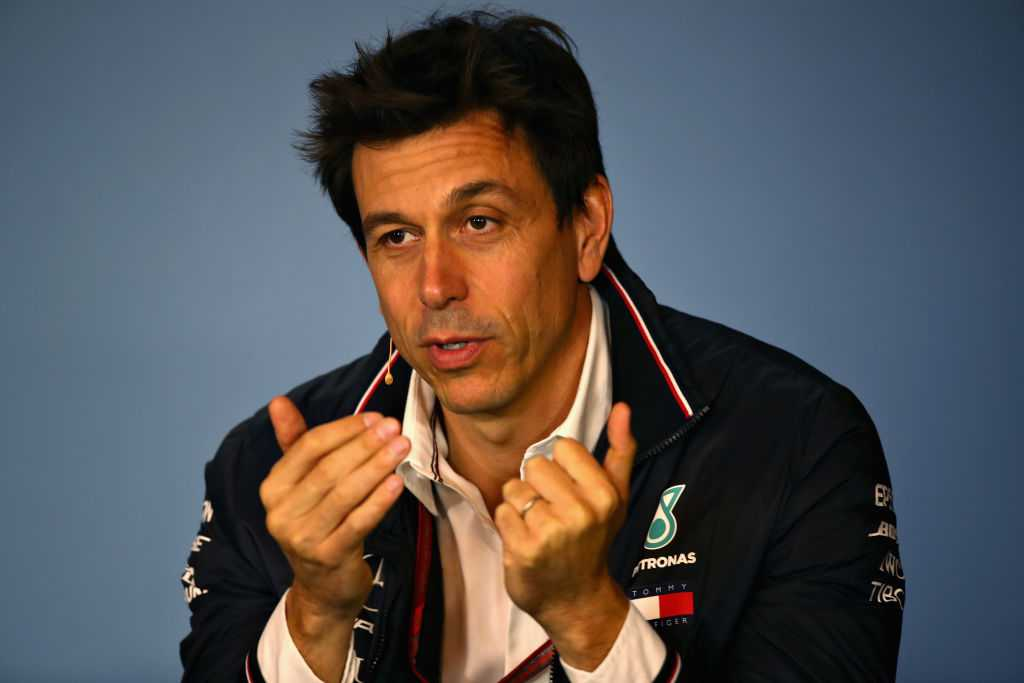 Toto Wolff pin points the difference between attitudes of Ferrari and Mercedes