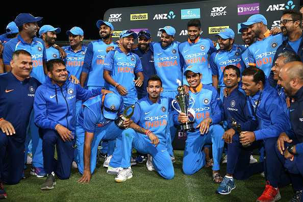 Rohit Sharma labels 4-1 series win vs New Zealand
