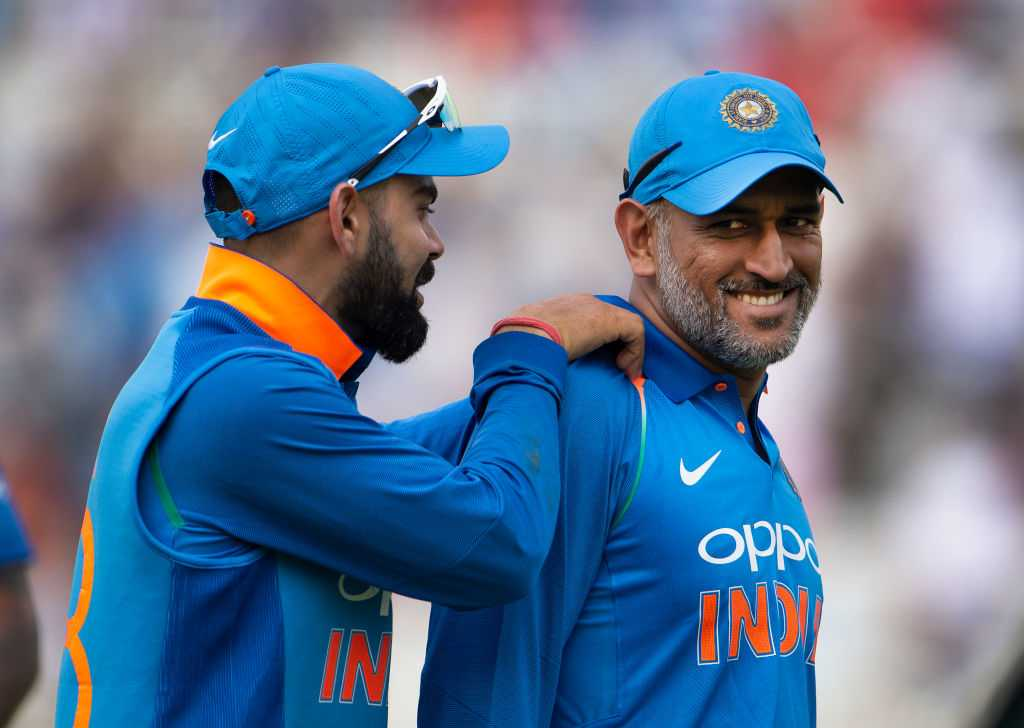 Dhoni will be go-to man for Virat Kohli