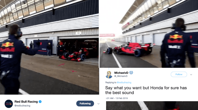 WATCH: Max Verstappen drives the new Red Bull RB15 for the first time