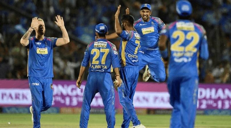 Rajasthan Royals Predicted Playing XI for IPL 2019
