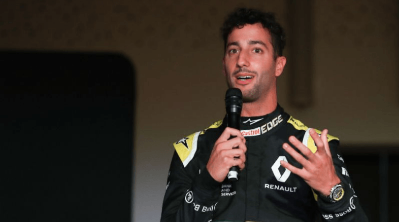 Daniel Ricciardo reveals Baku incident handling had a role to play in Red Bull exit
